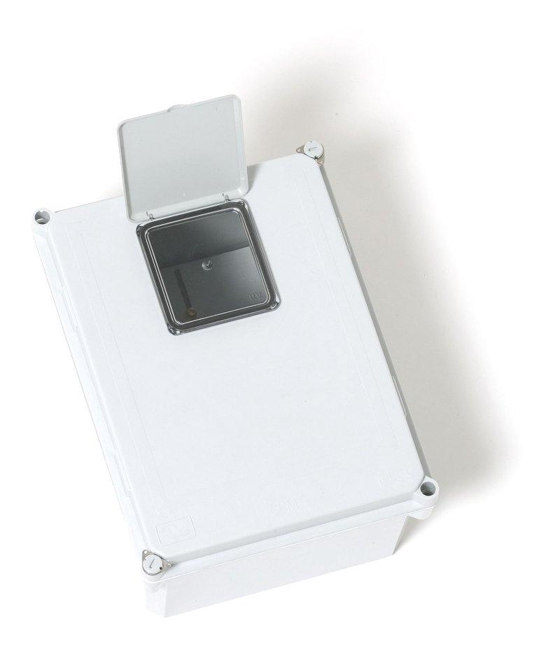Caixa contador monofasico-trifasico 06ccmt