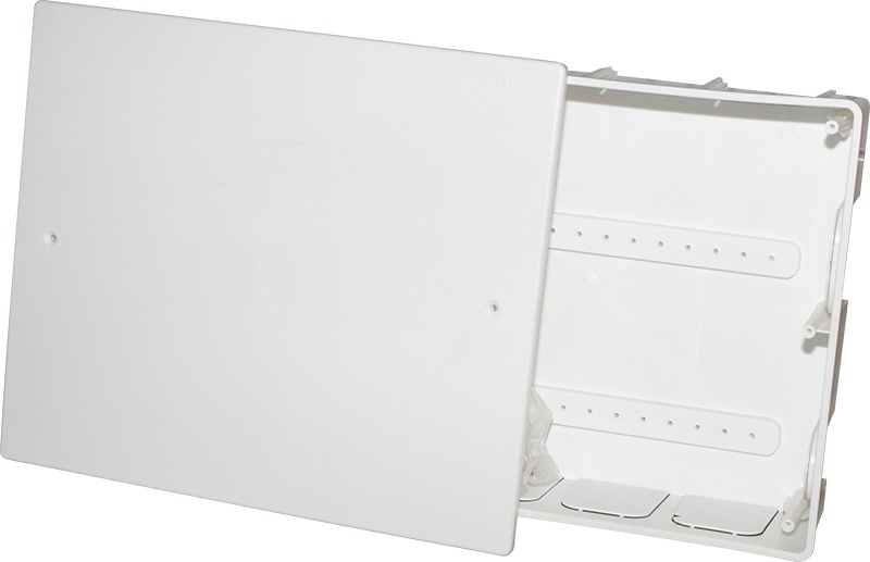 Caixa coletor 500x250x90