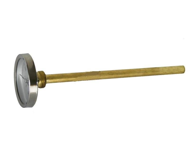 Termometro d63 0-60ºc 5cm