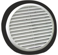Ventilador circular 12 cm