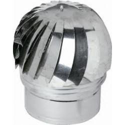 Girandola cabeca de galo inox 150