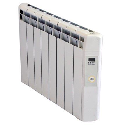 Radiador cares 600 10 elem. ta 1250w