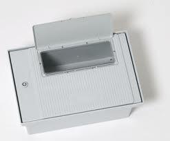 Caixa contador agua 40x50