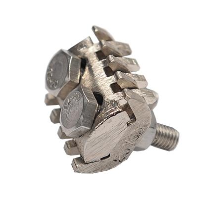 União de aluminio 35