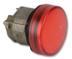 Botao vermelho 230v ca 6 amperes 2no+1nc