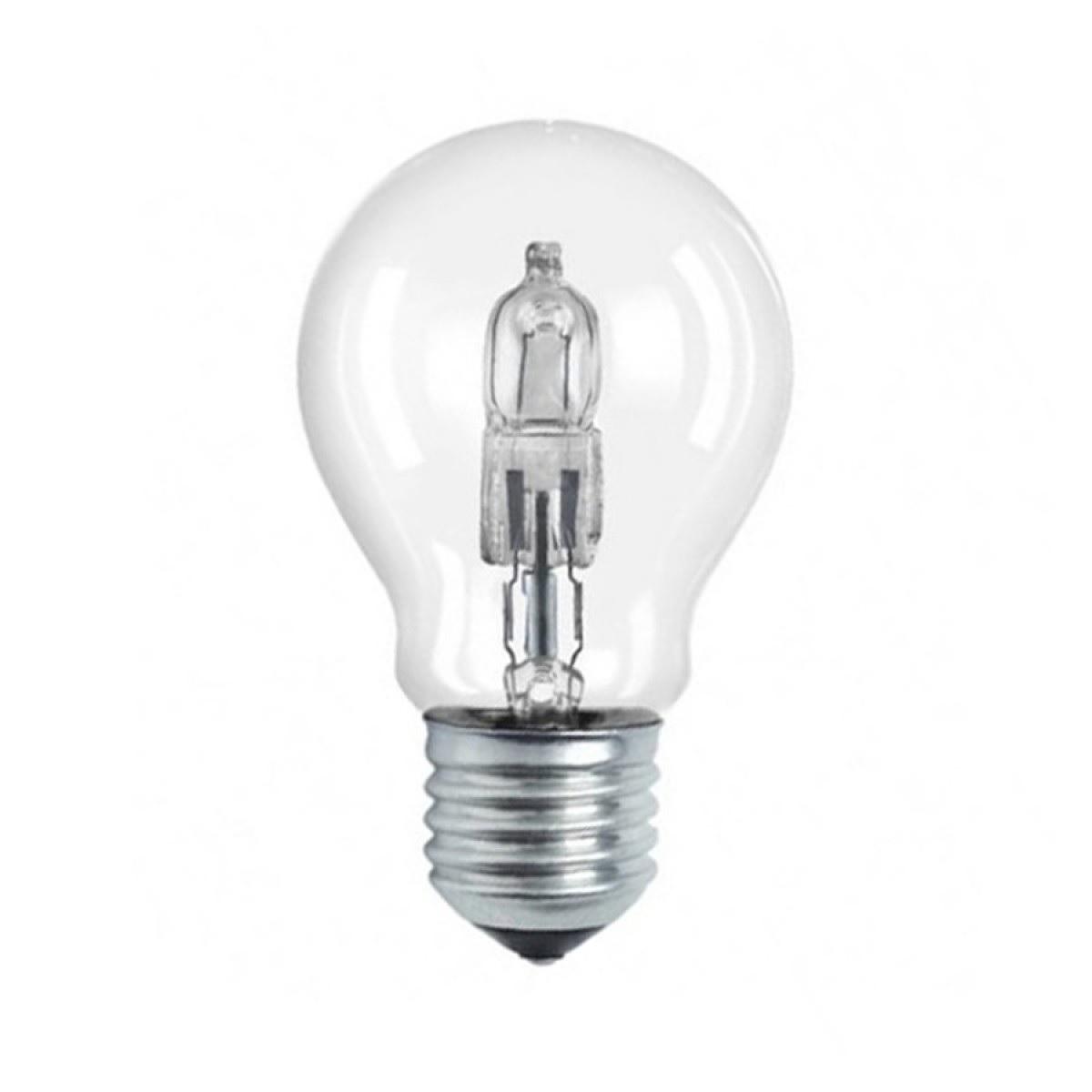Lampada halogeneo normal e27 42w
