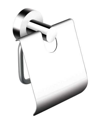 Porta rolo popular inox
