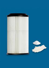 Cm983 cartucho filtro precision  poliéster lavável