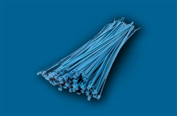 Pe410 abraçadeira de cabo pvc 30 cm