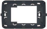 Na685 suporte p/placa legrand