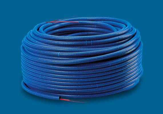Pe110 tubo anelado n07vk 2x1 d16 -rolo 100m