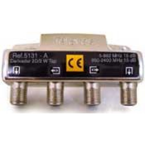 Derivador conector f5-2400mhz 2d 5132