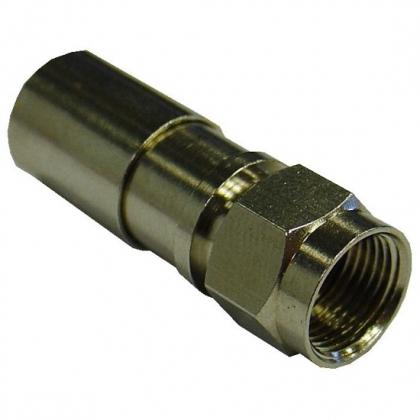 Conectores compressao rg6 1 daxis