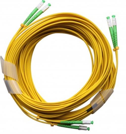 Cabo 2 fibras mono 10 metros  sc/apc ited