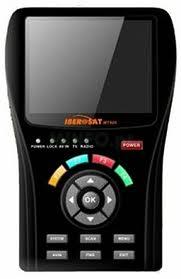 Medidor sinal t digital iberosat mst900