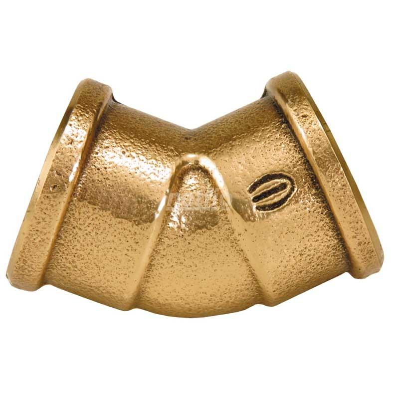 Curva bronze 18x3/4