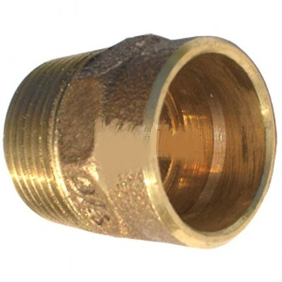 "Casquilho bronze soldar fm 22x1"""