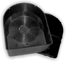 Caixa projetor downlight redonda