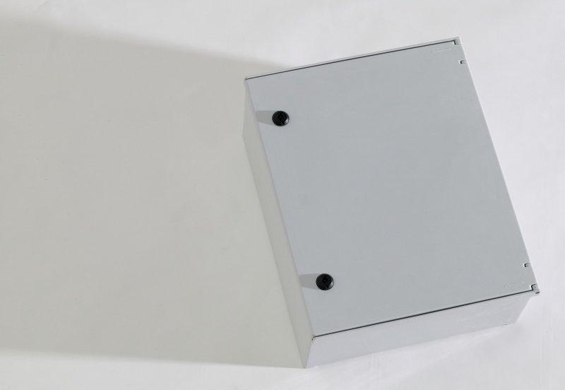 Caixa bres 54 com porta transparente