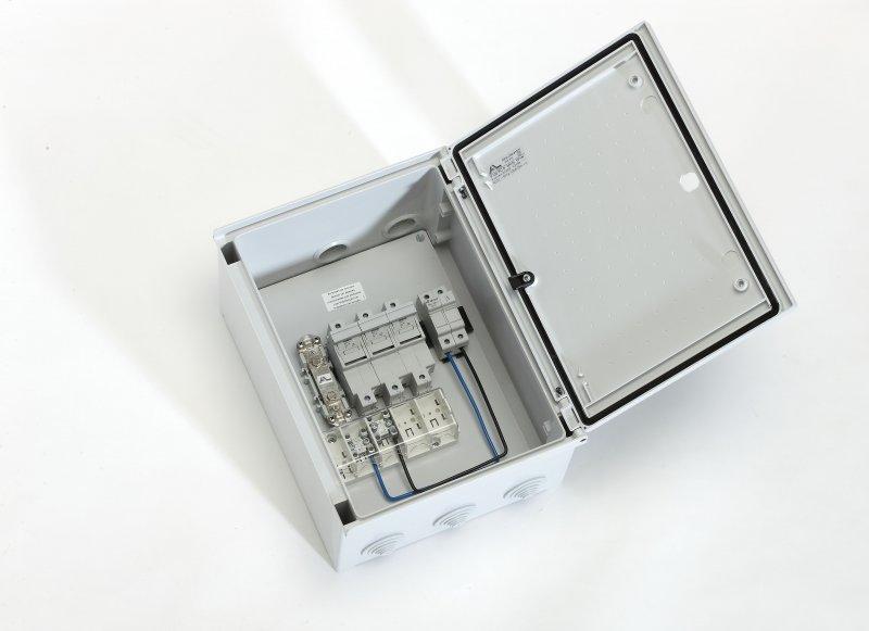 Caixa portinhola p100 microproduçao