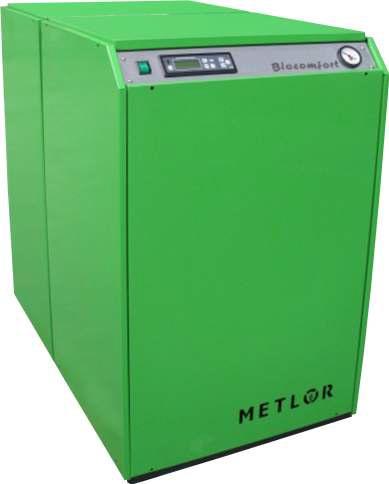 Caldeira pellets aquecimento central bioconfort