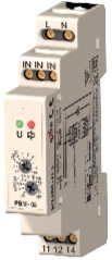 Telerruptor 230vac 10a 1 modulo bis-411