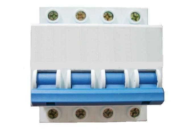Disjuntor md125 4p 100 amperes