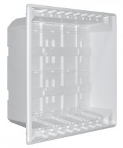 60032 2gb -caixa embeber quadro 32 módulos 16 mód+dcp