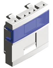 Modulo 1 saida conector rj45 45976 sbr