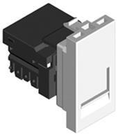 Modulo conector rj45 cat.6 utp 45978 sbr