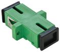 Acoplador simplex p/conect. fib.opt sc apc 82210