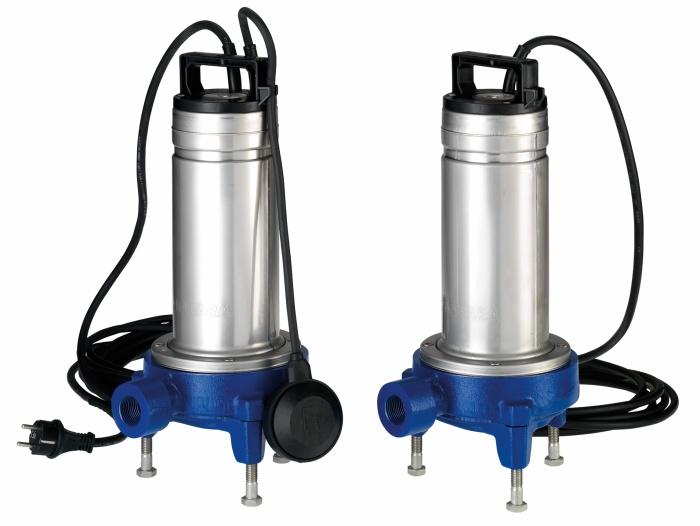Electrobomba submersivel trituradora wqt