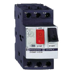 Disjuntor motor 6,3-10a 3-4kw