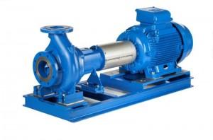 Electrobomba centrifuga nsc 125-200/d215cc4