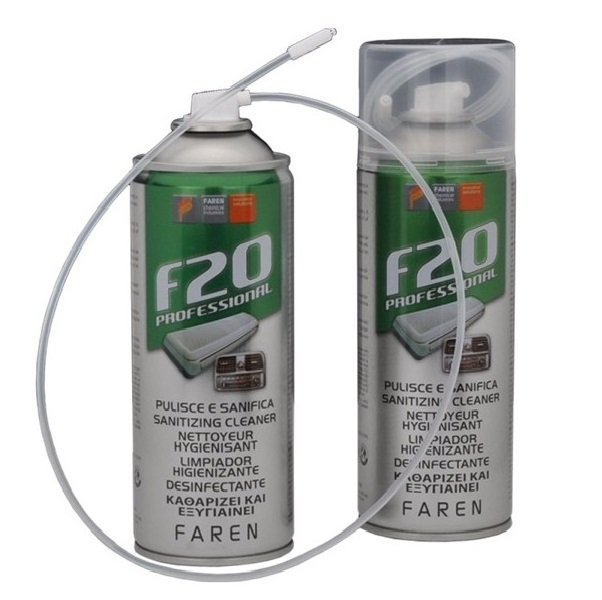 Desinfectante de ar condicionado f20 400ml 991003 faren