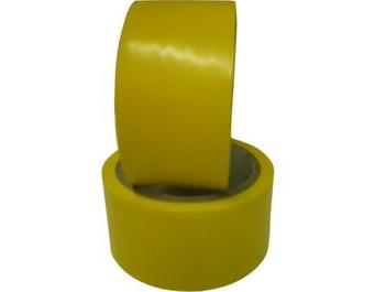 "Fita sinalizadora amarela ""gas"""