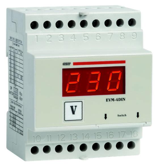 Voltimetro/amperimetro vm259900