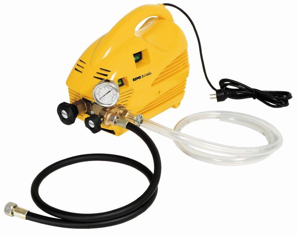 Bomba e-push 2 rems electrica com manometro 115500