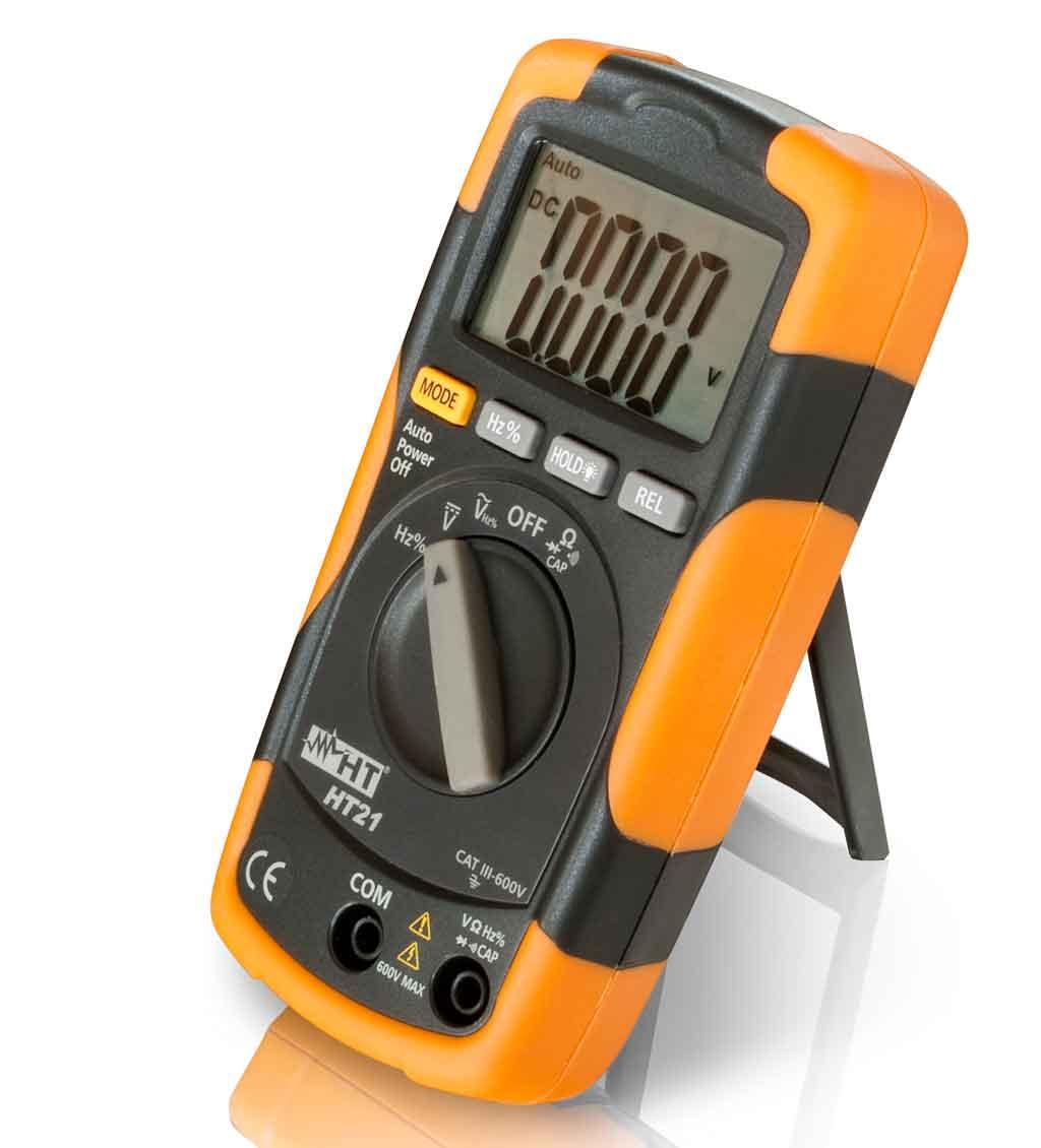 Multimetro digital ht210
