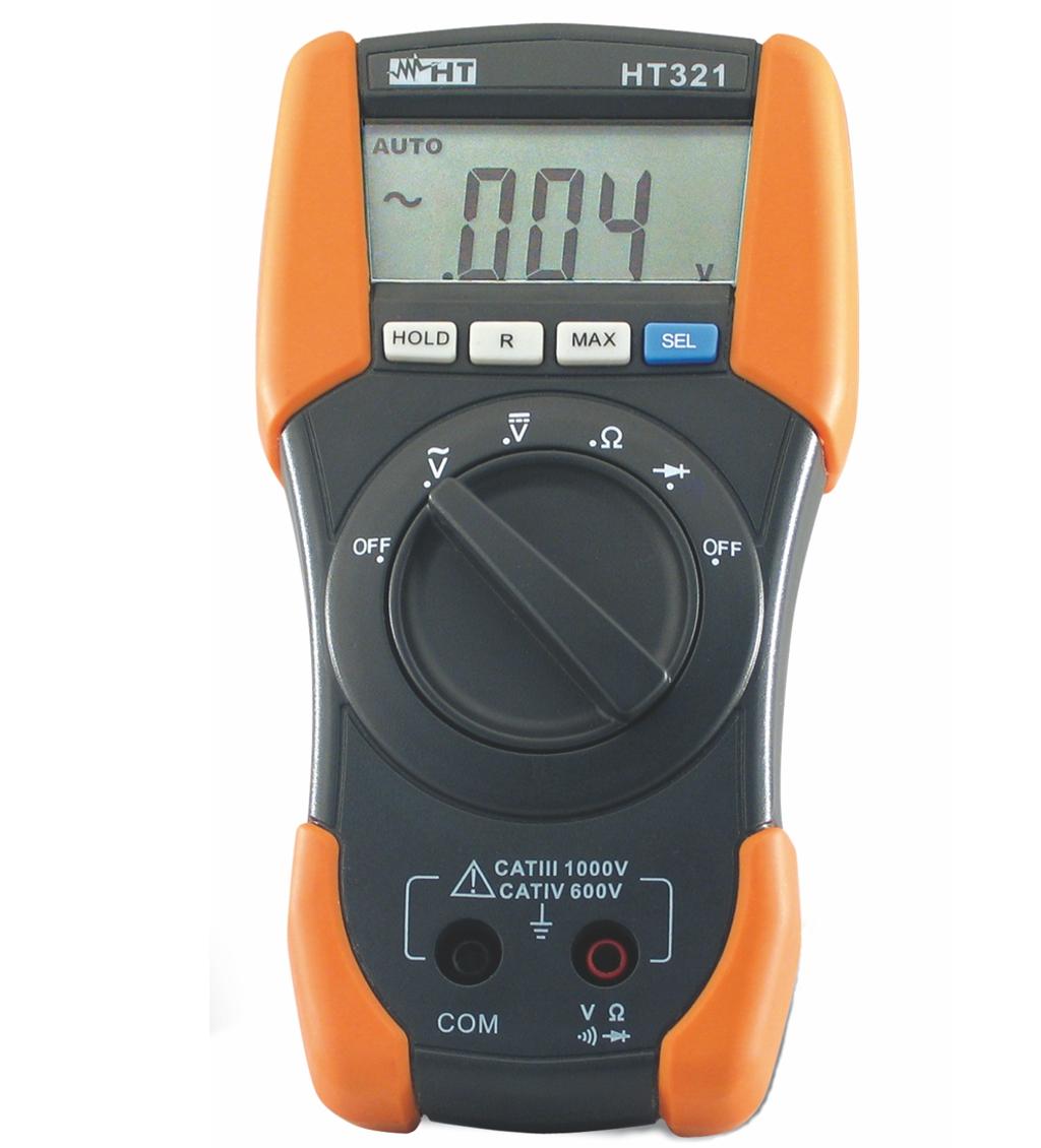 Multimetro digital ht327