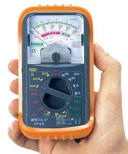 Multimetro analogico ht14n
