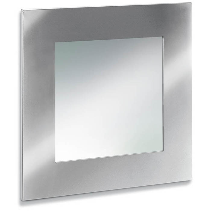 Downlight quadrado e27 branco sl70025br