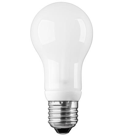 Lampada esferica g45 e27 9w/827