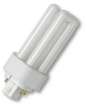 Lampada dulux el cl b 7w/827 e14