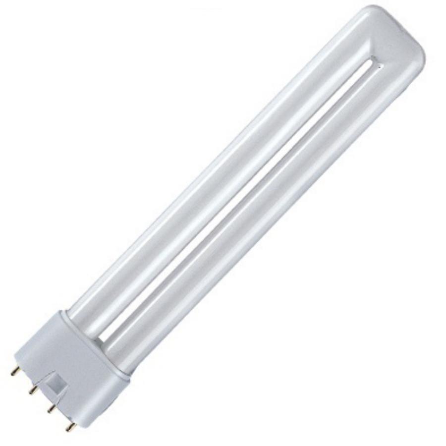 Lampada master pl-c 18w/830 2p