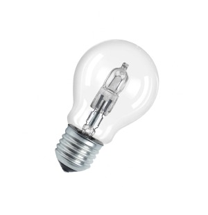 LAMPADA HALOGENEO NORMAL E27 60W
