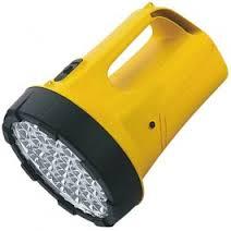Lanterna portatil 36l eds recargável 60.425