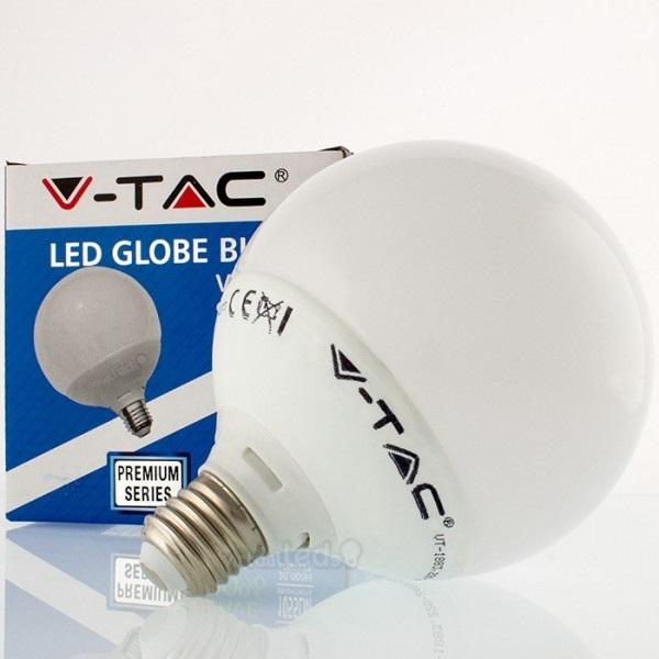 Lamp led g120 e27 13w 4500k 1055lm 4273