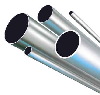 Tubo inox 304 42x1,1