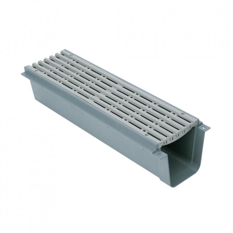 S-241 caleira grelha cinza 500x130x127 29006 a-15